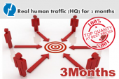 real-human-traffic-3month-hq